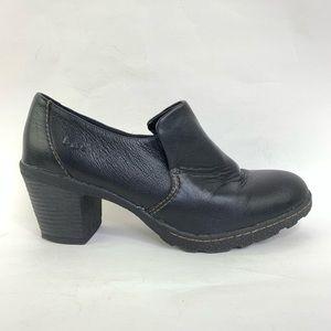 Boc Born Concept Career genuine leather pumps sz 8